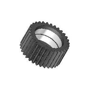 Peças para Máquinas de Construção - Engrenagem 31 dentes