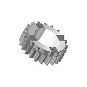 Peças para Colheitadeiras - Engrenagem 22 Dentes